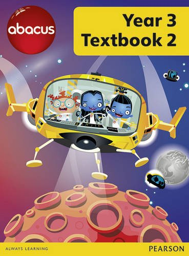 Abacus Year 3 Textbook 2 (Abacus 2013)