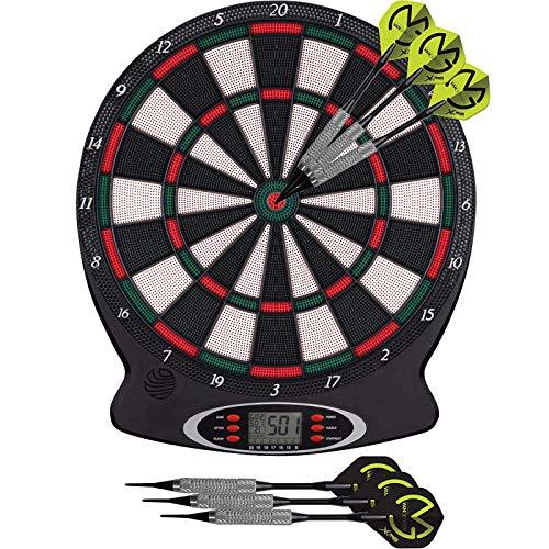 Elektrische Dartscheibe inkl. Dartpfeile elektronische Scheibe Dartboard Darts