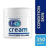 E45 Dermatological Moisturising Cream Tub, 350 g Bild 1