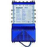 Humax HMS 58 Commutateur multiple 5x8 pour 8 récepteurs, LNB Quattro et Quad et fonction veille