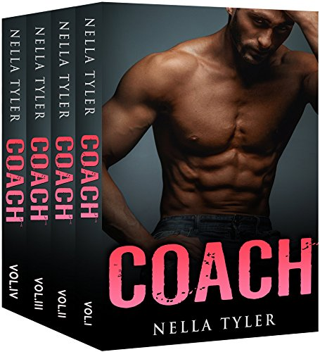 coach-the-complete-series-alpha-male-bad-boy-romance-english-edition
