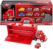 Disney/Pixar Cars Mini Racers Mack Transporter-FLG70