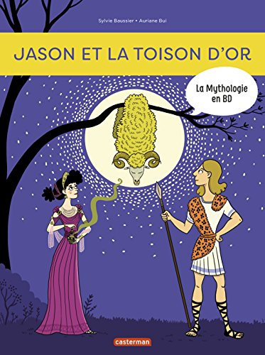 La mythologie en BD (7) : Jason et la toison d'or