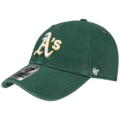 47 Brand Clean Up Oakland A´s cap Baseball Strapback