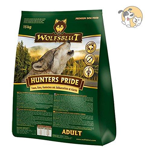 Wolfsblut Hunters Pride 15 kg  Adult Hundefutter trocken getreidefrei - 2