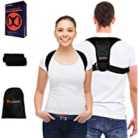 WORRING Premium Geradehalter zur Haltungskorrektur für Damen und Herren | atmungsaktives Rücken-korsett mit verstellbaren... preisvergleich bei billige-tabletten.eu