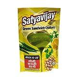 #6: Satyavijay Green Sandwich Chutney (Pack Of 10)