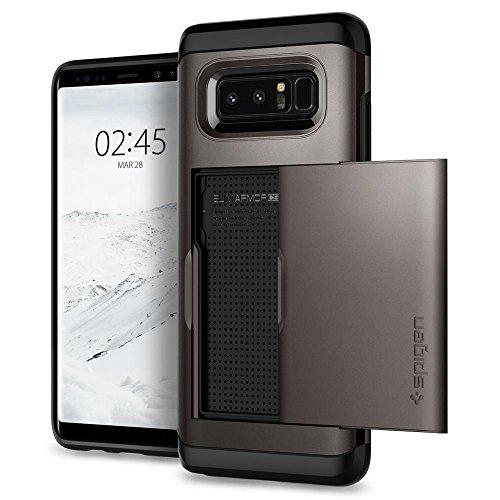 adea9dd10fe Funda Galaxy Note 8, SPIGEN [Slim Armor CS] Delgado de doble capa de