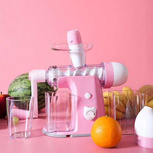 stts Manuelle Juicer Home Multifunktionale Kinder Mini