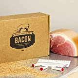 Monsterzeug Bacon selber machen, Make Your Own Bacon Geschenkbox, Speck Do it yourself Kit, Schweinebauch räuchern, Räucherspeck selbstherstellen
