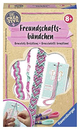 Ravensburger 18061 - Be Creative: Freundschaftsbändchen
