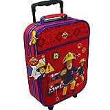 Feuerwehrmann Sam Kinder Koffer Trolley