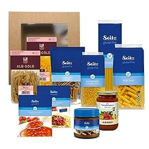 Geschenkset glutenfrei Schlemmerbox (10- teilig)