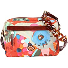 Oilily Painterly S Shoulder Bag Cinnamon