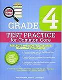 Grade 4 Test Practice for Common Core (Barron's Core Focus)