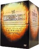 Wwe Wrestlemania anthology : n. 1 à 21 - Coffret 12 DVD