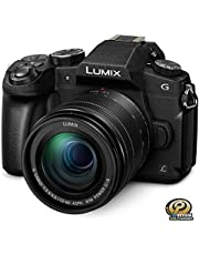 PANASONIC LUMIX G85 4K Mirrorless Camera, with 12-60mm Power O.I.S. Lens, Dual I.S. 2.0, 16 Megapixels, 3 Inch Touch LCD, DMC-G85MK (USA Black)