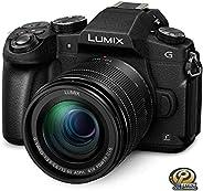 كاميرا بدون مراة لوميكس G85 4K من بانسونيك مع مصدر طاقة 12-60 مم عدسة، ثنائي I.S. 2.0، 16 ميجابيكسل، 3 انش لمس