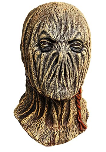 Adult Scary Scarecrow Mask Standard