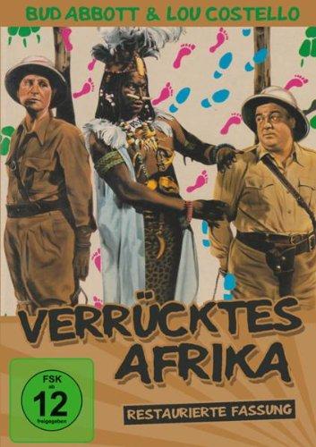 Verrücktes Afrika