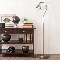 LightSei- Stehlampe Lesesaal Augenleselampe Schlafzimmer Wohnzimmer Einfache moderne kreative Vertikal Tischlampe preisvergleich bei billige-tabletten.eu
