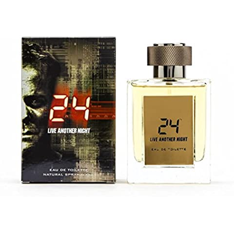 ScentStory - 24 Live Another Night Eau De Toilette Spray - 3.4 oz by SCENTSTORY