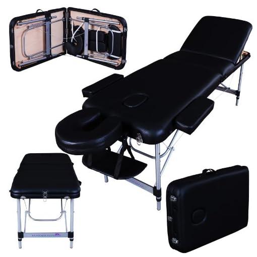 Lettino Per Massaggio Portatile In Alluminio.Massage Imperial Richmond Mayfair Lettino Professionale Per