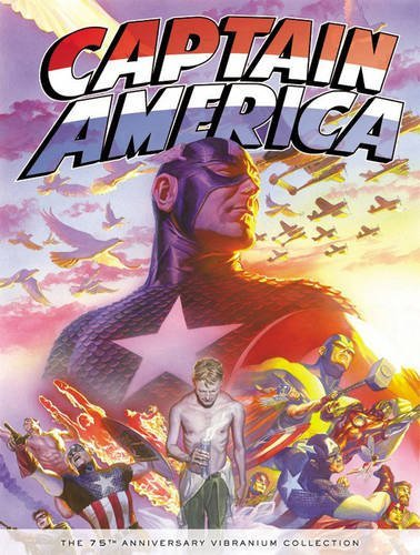 Captain America: The 75th Anniversary Vibranium Collection Slipcase by Stan Lee (2016-02-16)