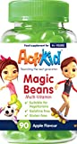Best Gummy Multi Vitamin For Kids - ActiKid Magic Beans Multivitamin 90x Apple Flavour, Gelatine Review