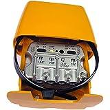 Kit preamplificador UHF (TNT) 30db con acoplamiento Satellite + alimentación 2salidas Televes