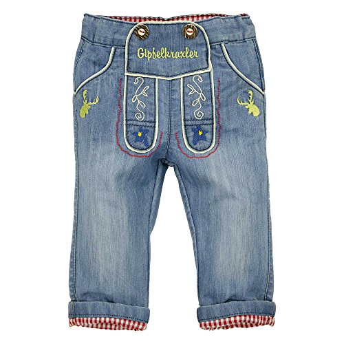 BONDI Jeans ´Gipfelkraxler´, jeans 74 Tracht Baby Jungs Artikel-Nr.90718