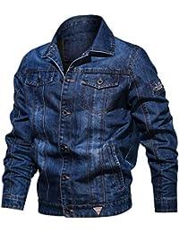 Amazon.fr   Veste en jean - Homme   Vêtements b9fcf812fa3