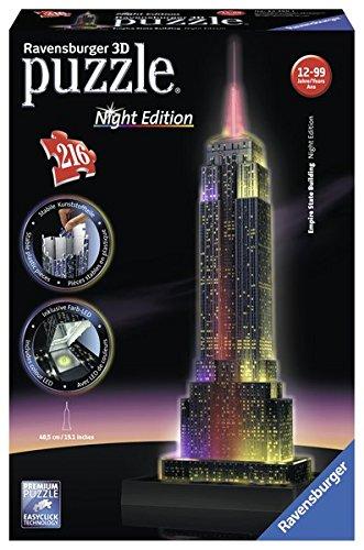 empire-state-building-bei-nacht-erleben-sie-puzzeln-in-der-3-dimension