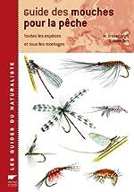 Guide des mouches pour la pêche de Malcolm Greenhalgh