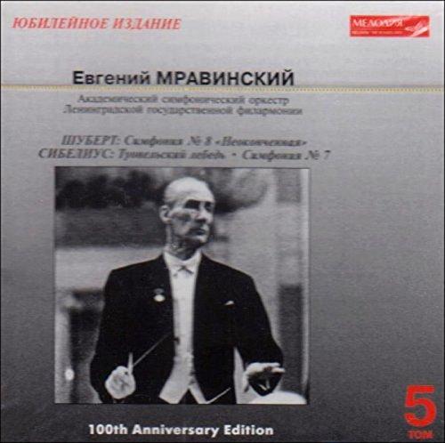 mravinsky-collection-vol-5-schubert-sibilius