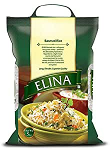 Elina Basmati Rice, 5kg