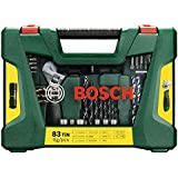 Bosch Titanium Bohrer- und Bit-Set  (V-Line, 83-teilig) 2607017193