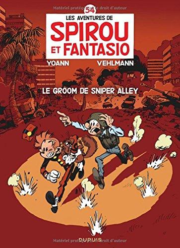 Spirou et Fantasio - tome 54 - Le groom ...