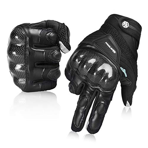 Guantes Moto Transpirables Verano Off-Road