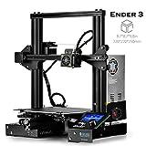 SainSmart x Creality Ender-3 3D-Drucker, Lebenslauf Drucken V-Slot Prusa i3, für Home & School Verwendung, 8,7 x 8,7 x 9,8