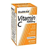 Vitamin C 1000mg - Chewable (Orange Flavour) 100 KauTabl. HA