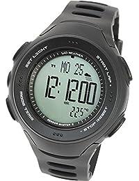 [LAD WEATHER] Americano Triplo Sensor orologio Altimetro Barometro Bussola digitale Previsione Meteo Termometro
