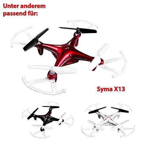 3.7V 200mAh Akku für Syma Quadcopter X11, X11C, X13, Drohne, Ersatzteil, Modellbau, Neu - 3