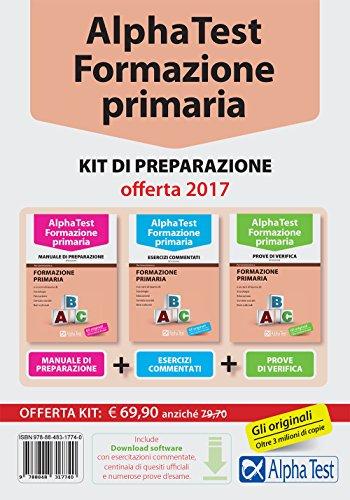 Alpha Test. Formazione primaria. Kit di preparazione.