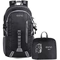 Umi. 35L Foldable Hiking Backpack with Waterproof Rain Cover