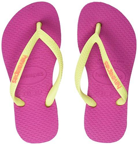 Havaianas Flip Flops Girls Slim Logo