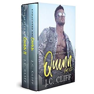 Quinn (Boxed set: Books 1 & 2): Atrox Security Series (English Edition)