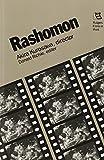 Rashomon: Akira Kurosawa, Director (Rutgers Films in Print series) by Akira Kurosawa (1987-03-01)