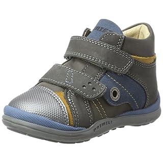 PRIMIGI Baby Jungen PEP 8049 Sneaker, Grau (Antracite/Antra), 26 EU