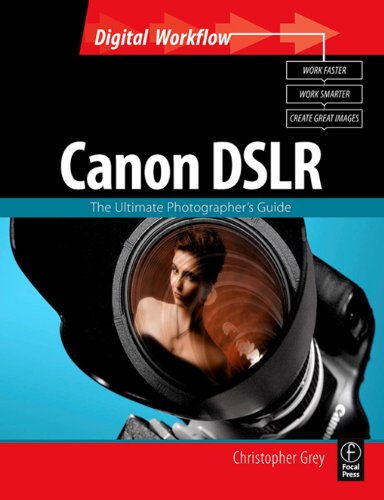 CANON DSLR: The Ultimate Photographer's Guide (Digital Workflow) (English Edition)